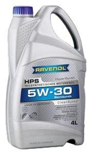Моторное масло Ravenol HPS SAE 5W-30 4 л