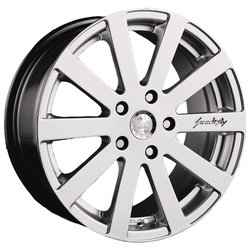 Колесные диски Racing Wheels H-339 7.5x17/5x108 D67.1 ET42 TI HP