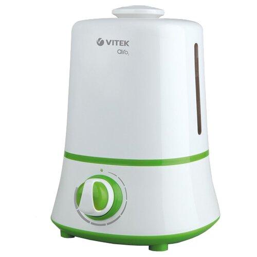 Увлажнитель воздуха VITEK VT-2351, белый/зеленый