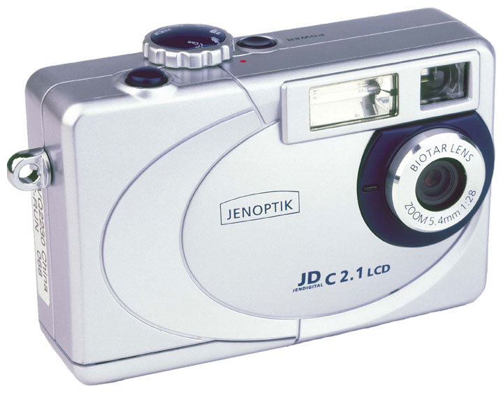 Фотоаппарат Jenoptik JD C 2.1 LCD