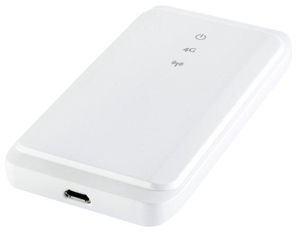 Wi-Fi роутер Yota Quanta
