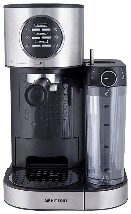 Кофемашина Kitfort KT-703