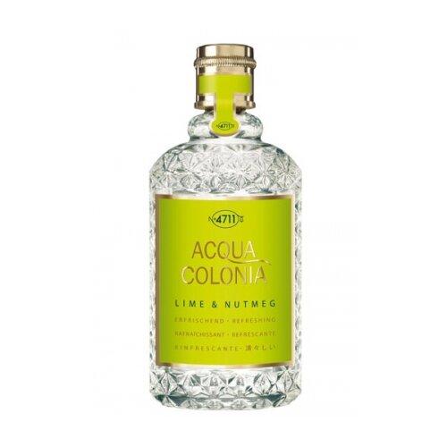 Купить Одеколон 4711 Acqua Colonia Lime & Nutmeg, 50 мл