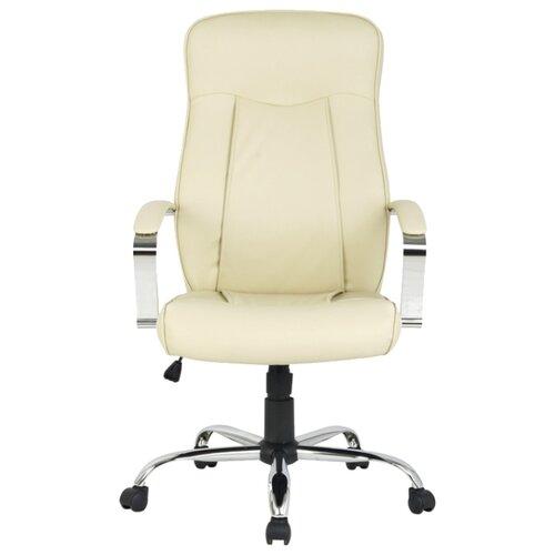 Компьютерное кресло College H-9152L-1, обивка: искусственная кожа, цвет: бежевый компьютерное кресло tetchair барон обивка искусственная кожа цвет бежевый