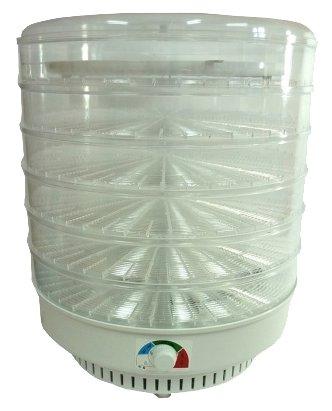 Сушилка Спектр-Прибор ЭСОФ -2-0,6/220 Ветерок-2 прозрачный (6 поддонов)