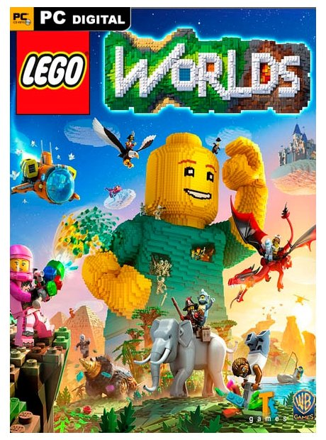 Warner Brothers LEGO Worlds (WARN_2281)