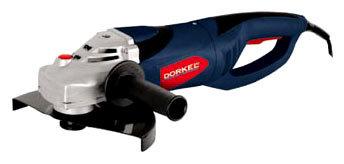 УШМ Dorkel DRW-2100K, 2100 Вт, 230 мм