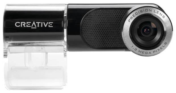 Веб-камера Creative Live! Cam Notebook Ultra