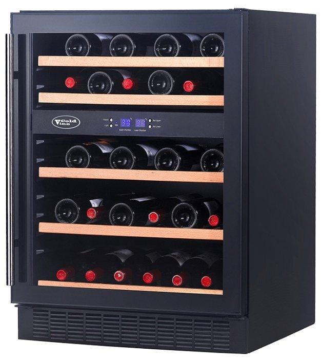 Встраиваемый винный шкаф Cold Vine C44-KBT2