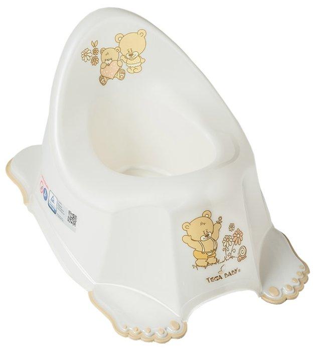 Tega Baby горшок Teddy Bear (MS-013)