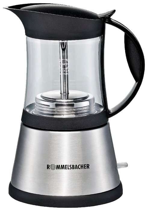 Rommelsbacher Гейзерная кофеварка Rommelsbacher EKO 376/G