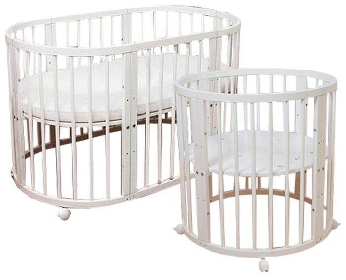 Кроватка Столмастер Трансформер 3 в 1