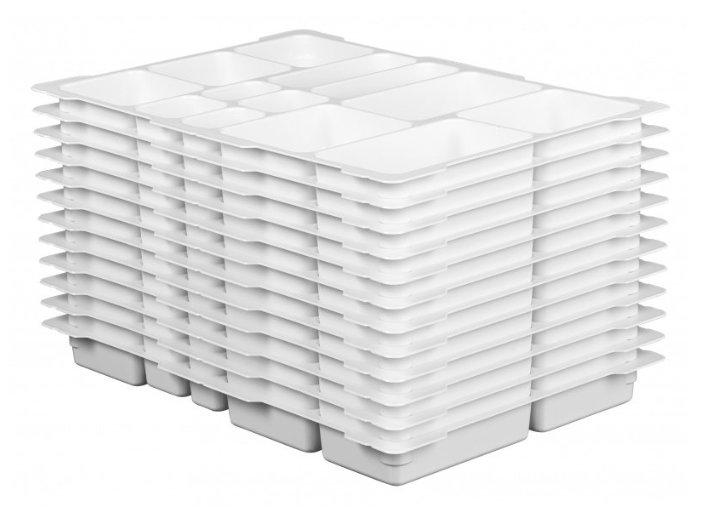 Набор для хранения LEGO Sorting Top Tray 12 штук 45499 Сортировочные лотки