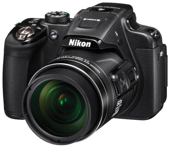 Компактный фотоаппарат Nikon Coolpix P610