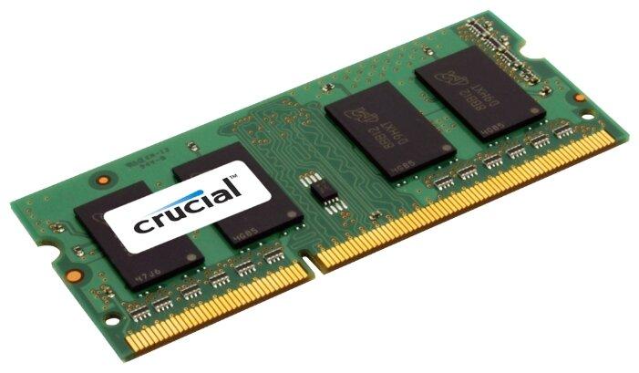 Crucial Оперативная память Crucial CT102464BF160B