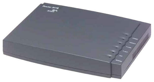 Маршрутизатор 3COM Router 3018