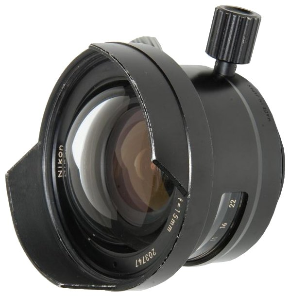 Nikon 15mm f/2.8N UW
