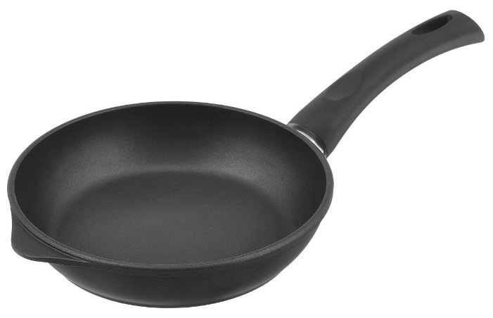Сковорода НЕВА МЕТАЛЛ ПОСУДА Удобная 24 см