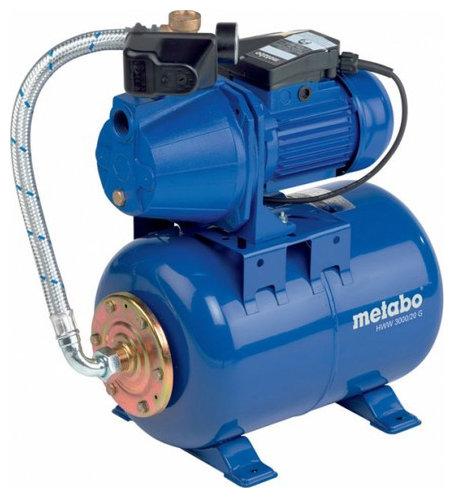 Насосная станция Metabo HWW 3000/20 G