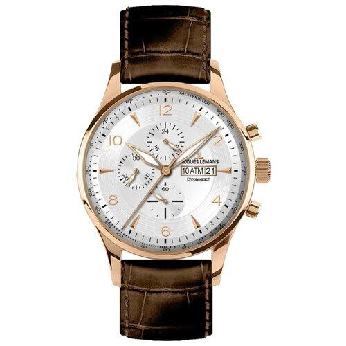 Наручные часы JACQUES LEMANS 1-1844F jacques lemans часы jacques lemans 1 1117bn коллекция liverpool