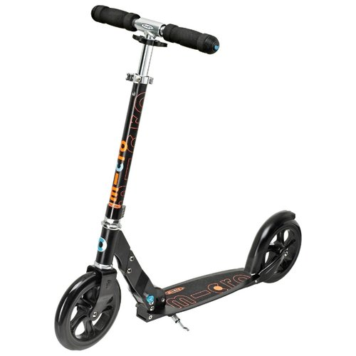 цена на Городской самокат Micro Scooter Black (SA0034) black