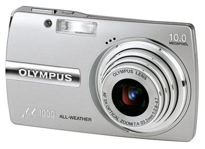 Olympus Mju 1000 Digital