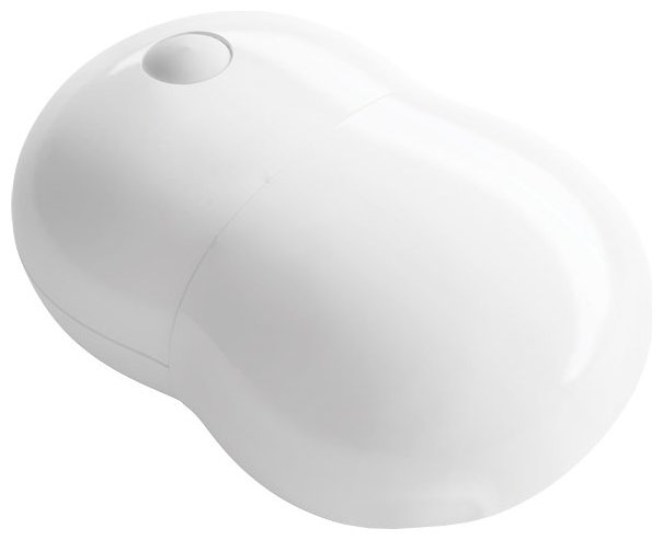ACME Wireless Mouse PEANUT White USB