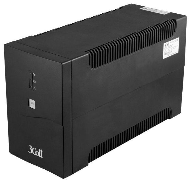 Интерактивный ИБП 3Cott 2200-HML