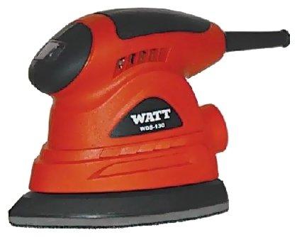 Дельташлифмашина WATT WDS-130
