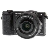 Фотоаппарат со сменной оптикой Sony Alpha ILCE-5100 Kit