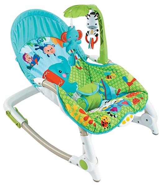 Шезлонг Fitch baby Newborn-To-Toddler