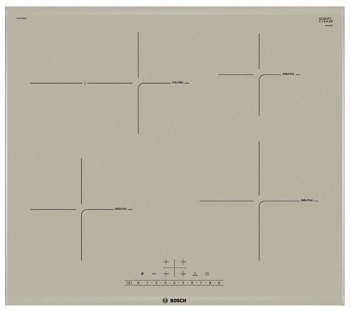Сравнение с Варочная поверхность Bosch PIF 673FB1E