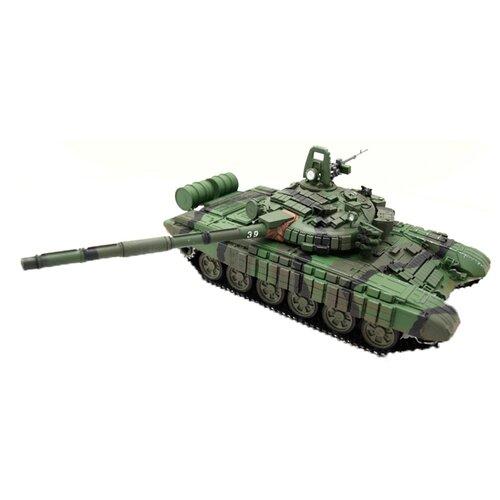 Купить Сборная модель ZVEZDA Российский основной танк с активной броней Т-72Б (3551) 1:35, Сборные модели