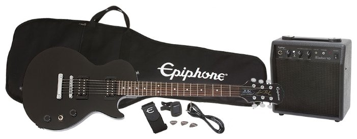 Электрогитара Epiphone Les Paul Player Pack