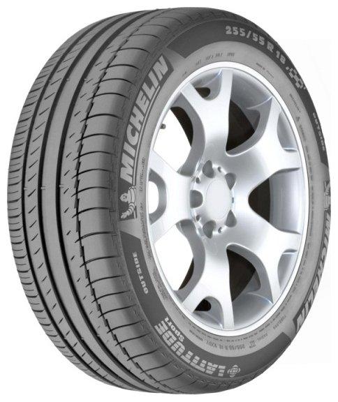 Автомобильная шина MICHELIN Latitude Sport 275/55 R19 111W