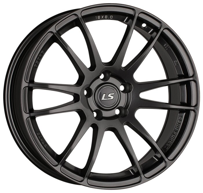Колесный диск LS Wheels RC02 8x18/5x114.3 D67.1 ET35 GM