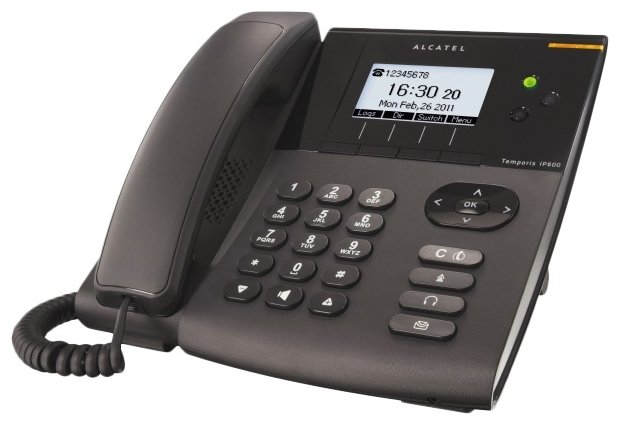 Alcatel VoIP-телефон Alcatel IP600