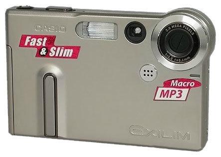Фотоаппарат CASIO Exilim EX-M20