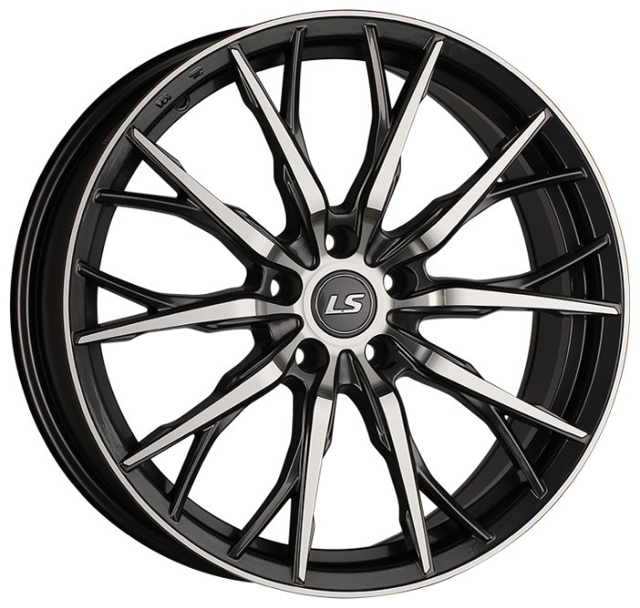 Колесный диск LS Wheels RC11 8.5x20/5x108 D63.3 ET45 GMF