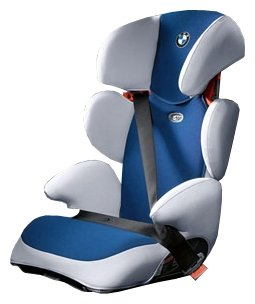Автокресло группа 2/3 (15-36 кг) BMW Junior Seat II-III