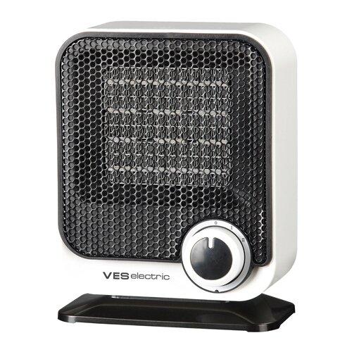 Тепловентилятор VES electric V-FH21 (2013) белый/черный