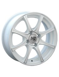 Диски R14 4x98 5,5J ET35 D58,6 NZ Wheels SH 607 WF - фото 1