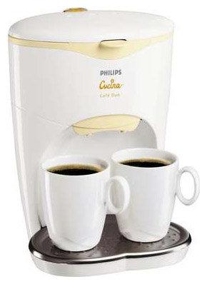 Кофеварка Philips HD7140