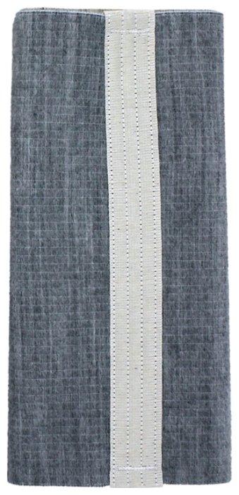 Бандаж EcoSapiens ES-ME1 для поясницы и спины медицинский согревающий с шерстью мериноса, размер XS (42-44), серый
