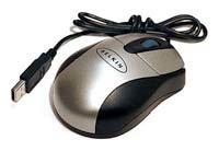 Мышь Belkin MiniScroller Optical Mouse Silver USB