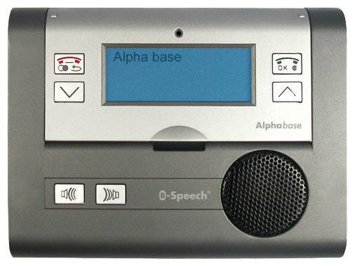 B-speech Alpha Base