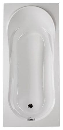 Отдельно стоящая ванна SANPLAST CLASSIC WP/CL 75x170+ST4