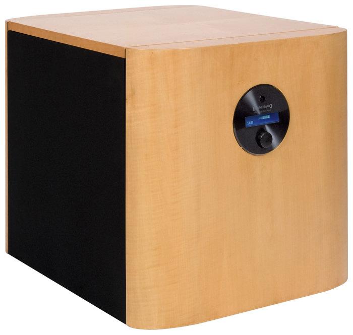 Audio Physic Rhea II black ash