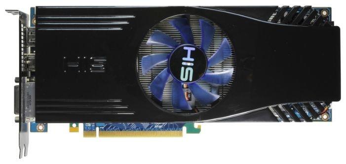 HIS Radeon HD 5850 765Mhz PCI-E 2.1 1024Mb 4500Mhz 256 bit 2xDVI HDMI HDCP