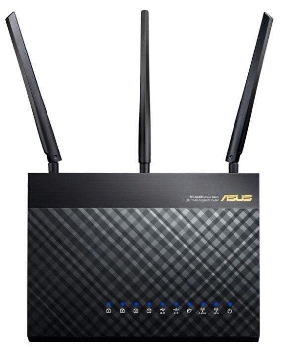 ASUS Wi-Fi роутер ASUS RT-AC68U